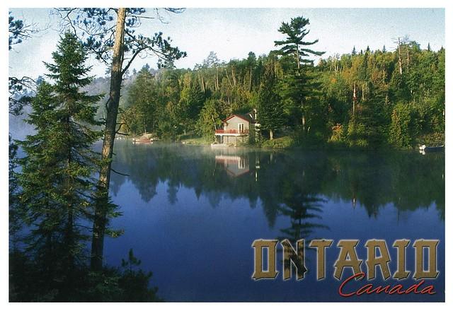 Ontario - lake