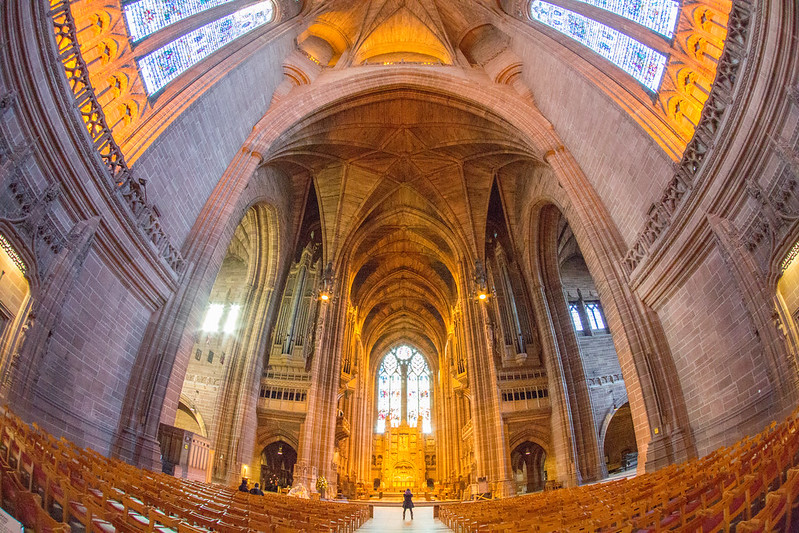 Liverpool Cathedral -HDR Sample 1-2