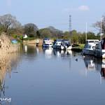 Woodplumpton, near Preston. the Lancaster Canal.