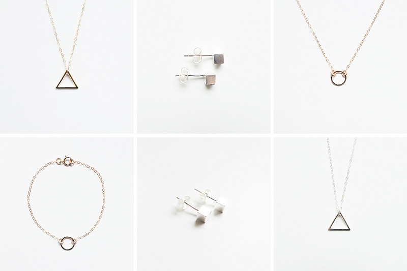 New Arrivals | Triangles, Squares, & Circles
