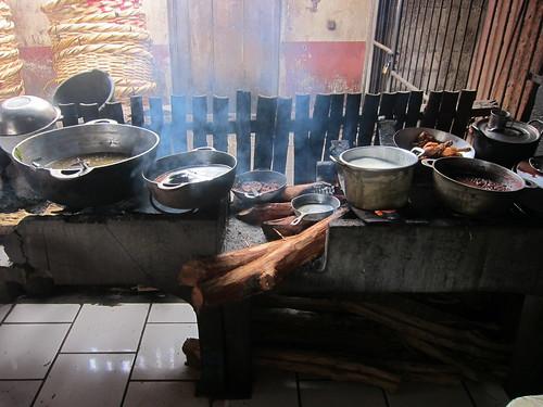Breakfast at El Mercado de Camoapa