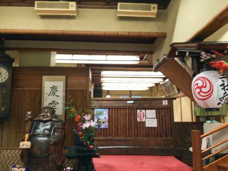 米久店内入口