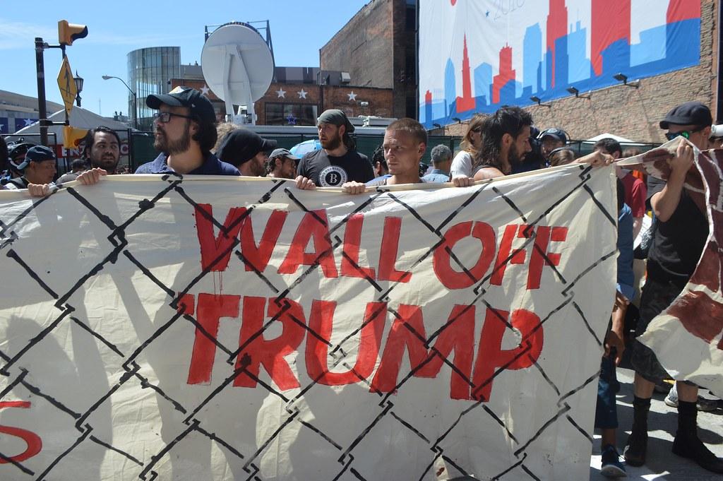 #ittakesroots #wallofftrump July 20, 2016
