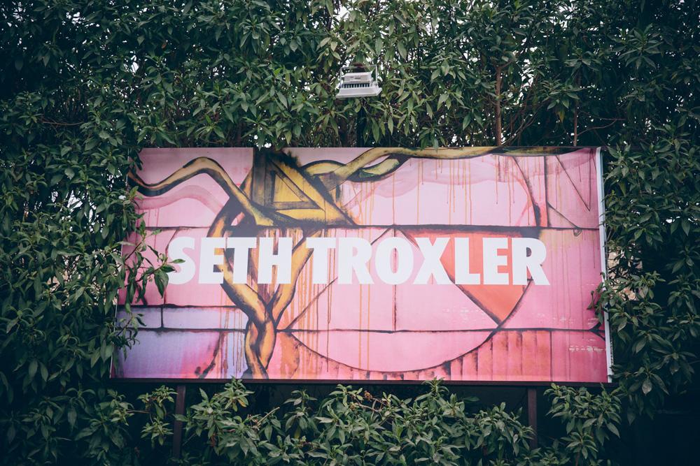 Seth Troxler Art Bar