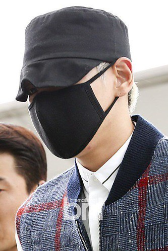 BIGBANG GDTOPDAE departure Seoul to Hangzhou Press 2015-08-25 109