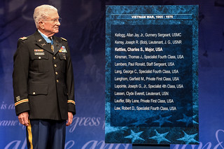 Lt. Col. (Ret.) Hall Of Heroes Induction