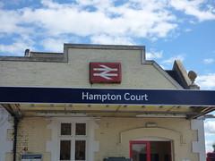 Hampton Court Station