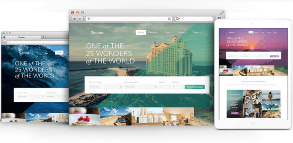 Sienna v1.0.0 - RocketTheme Premium Joomla Templates