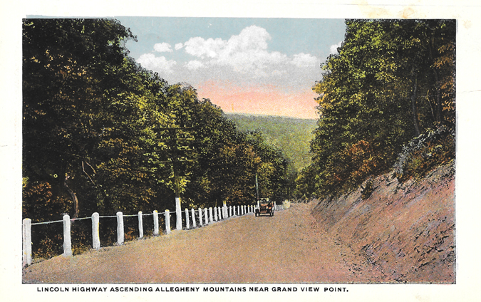 Lincoln Highway Postcards-6