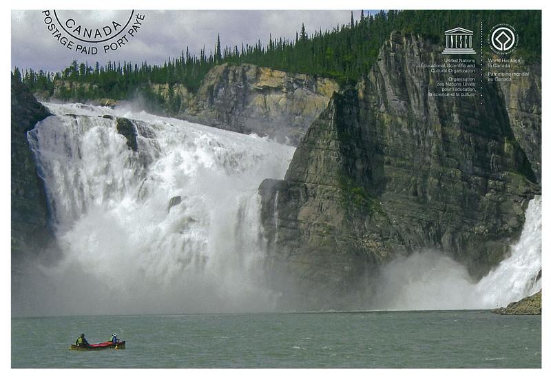 Canada - UNESCO - Nahanni national park
