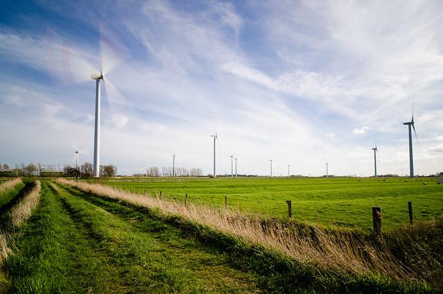 На Херсонщині збудують потужний вітровий парк