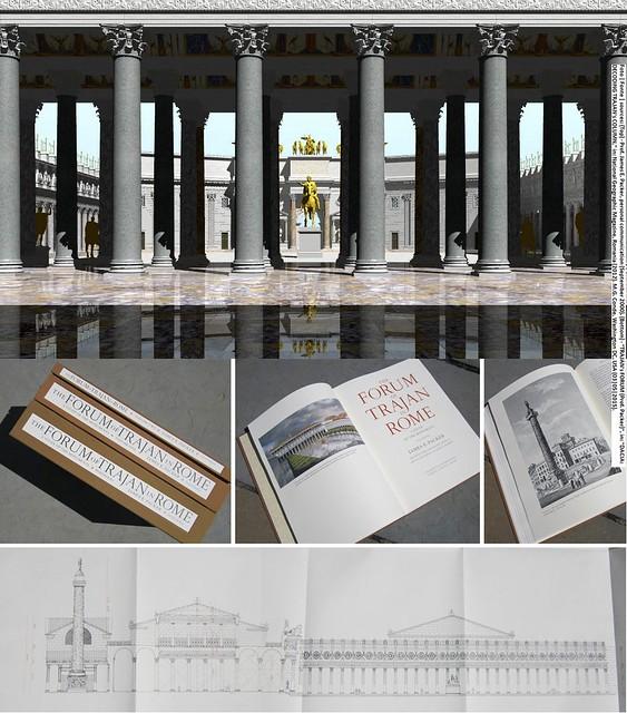 ROMA ARCHEOLOGICA & RESTAURO ARCHITTETURA: Risorge la Basilica Ulpia con l'innalzamento delle colonne - I lavori inizieranno entro la fine dell'anno, più veloci quelli sul Foro di Traiano, CORRIERE DELLA SERA (03|05|2015).