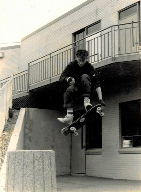 Sweeper, 1986.