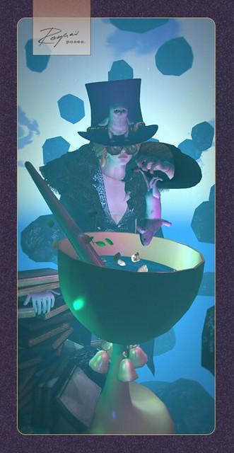 CyoT & ROQUAI - Tarot MAGE #9