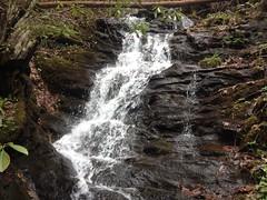Henson Branch Falls Upper Cascade