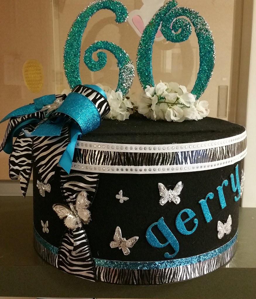 Birthday Gift Card Box Sherlene Flickr