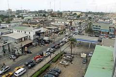 Awolowo Road Ikoyi (Rush Hour Traffic)