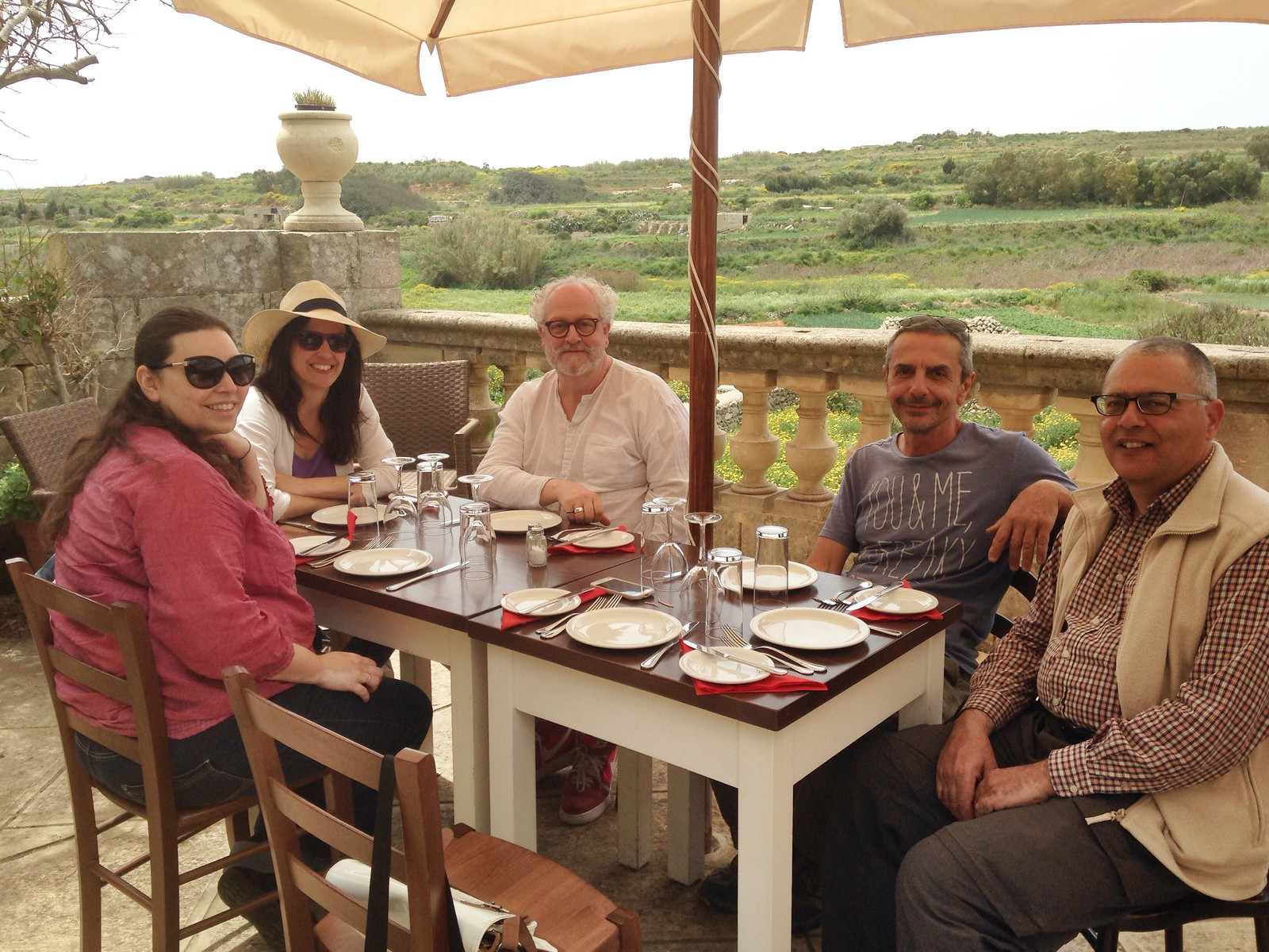 Lunch at Rogantino's Restaurant #malta