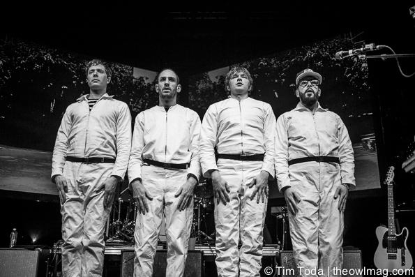 OK Go @ Terminal 5, <a href=