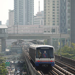 Thailand Skytrain