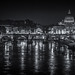 St. Peter's Basilica, Tiber, Rome, Italy by cpphotofinish