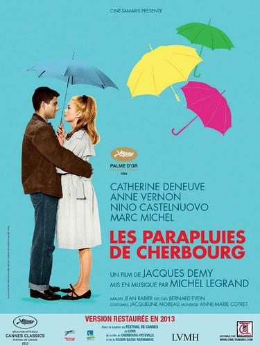 Les Parapluies de Cherbourg|秋水伊人|