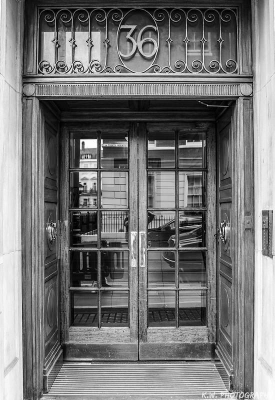 Entrance 36