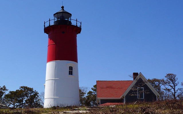 Nauset Lighthouse, USA, Massachusetts, Cape Cod