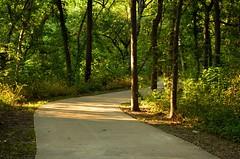 Trail at Breckinridge Park