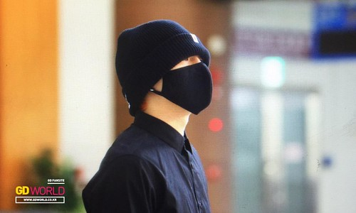 BIGBANG Departing Seoul to Osaka 2015-08-21 (34)