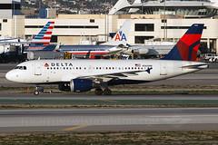 Delta Air Lines Airbus A319-114 N360NB