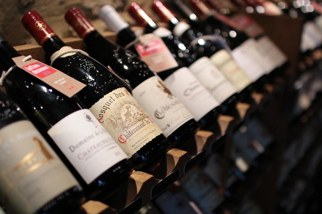 provence village chateauneuf du pape vinadea wine tasting 4