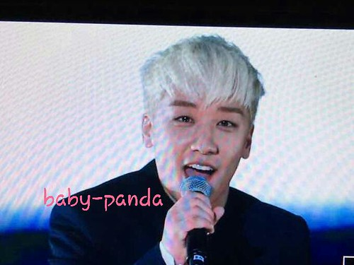 Big Bang - Made V.I.P Tour - Hefei - 20mar2016 - BABY-PANDA - 01