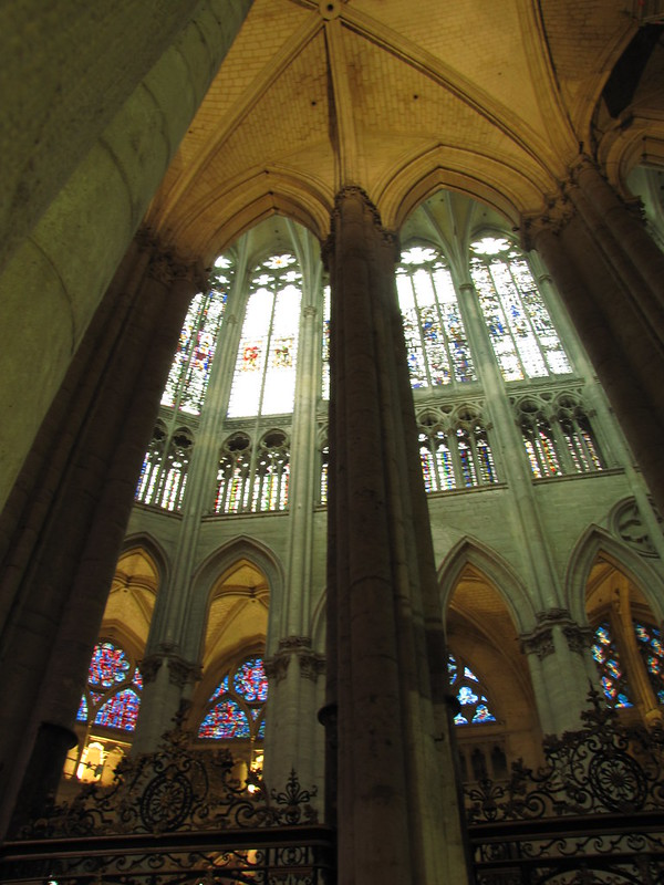 Elevation, Beauvais Cathedral