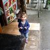 Ice - creamy girl. :) #Tbilisi #Georgia  #HumansOfTbilisi  #streetphotography  #Georgian  #girl  #infant #icecream #nofilters #noefects