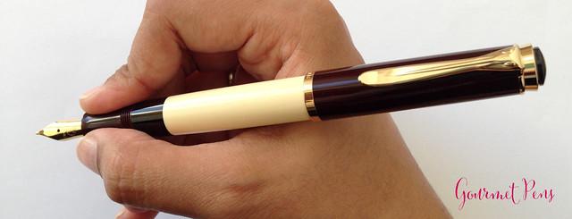 Review Pelikan Classic M200 Café Crème Fountain Pen @AppelboomLaren (8)
