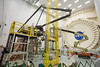 NASA Prepares Webb Telescope Pathfinder for Famous Chamber
