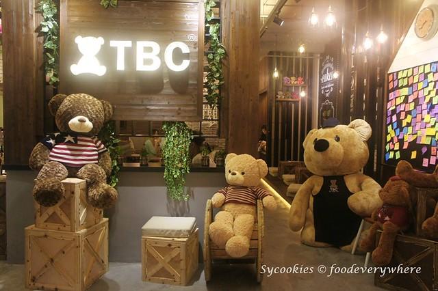 4. TBC cafe Melaka