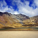 On the floor of the caldera, Nevado de Toluca by Andrey Sulitskiy
