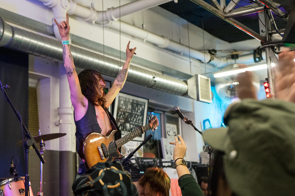 Record Store Day Walk: Riddles at Rough Trade East