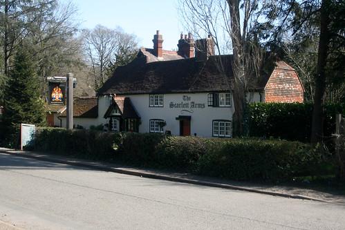 The Scarlett Arms, Walliswood