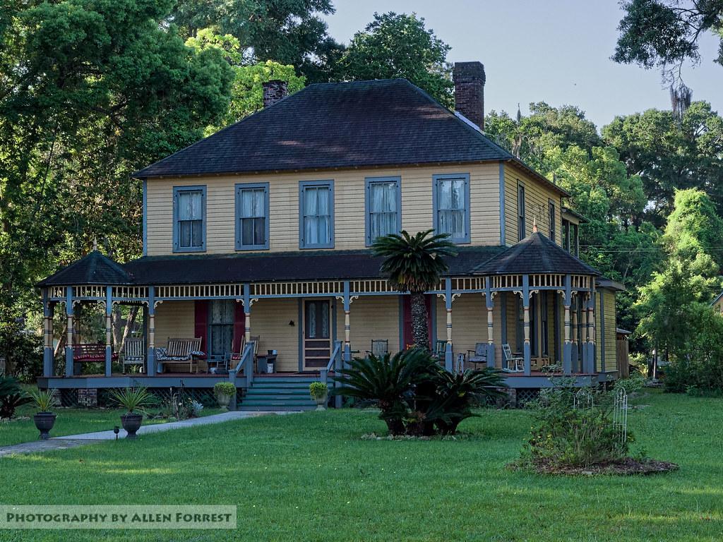 Archer Florida Folk Victorian Home A Photo On Flickriver
