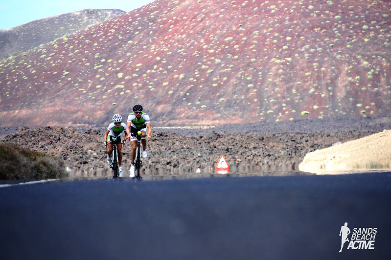The Ironman Lanzarote Bike Route reviewed by Dani and Michi Herlbauer