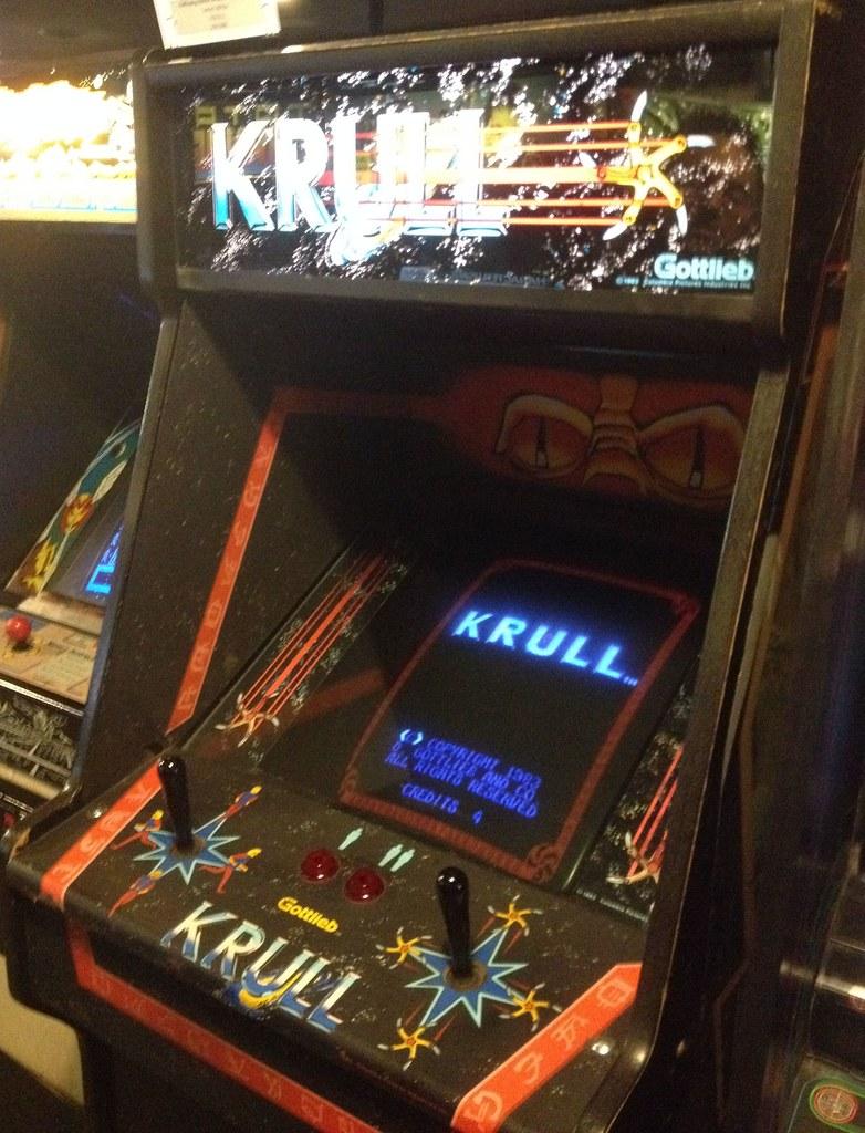 Krull game