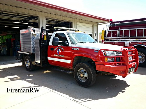 Ben Wheeler, TX VFD Brush 2