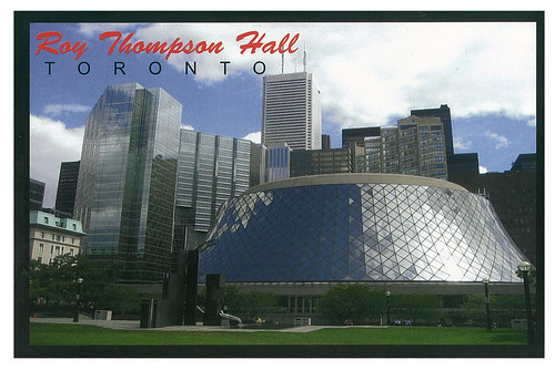 Toronto - Roy Thompson Hall