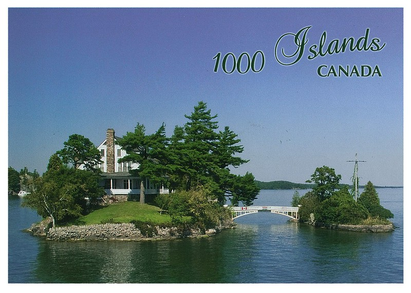 Canada - 1000 islands 1