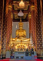 Buddha Image at Wat Na Phramen