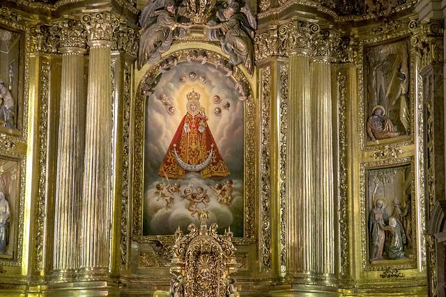 Santuario de La Fuensanta, Murcia