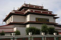 Mongolian Architecture